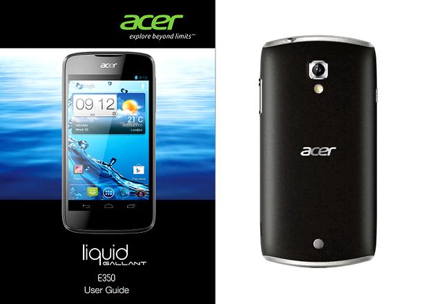 Acer Liquid Gallant