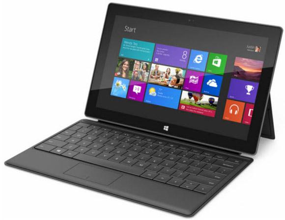 Microsoft Windows RT Surface