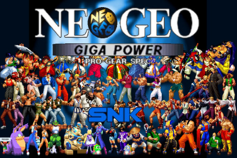 Neo Geo is back with an anniversary gaming console