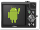 Nikon CoolPix S800 to run Android