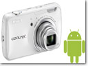 Nikon unveils Coolpix S800c, based on Android