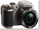 Olympus debuts two new superzoom cameras
