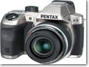 Pentax rolls out X-5 superzoom digital camera
