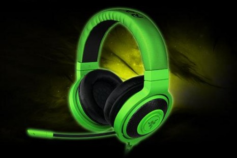 Razer now offers Kraken Pro gaming headset