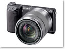 Sony officially details the NEX-5R camera