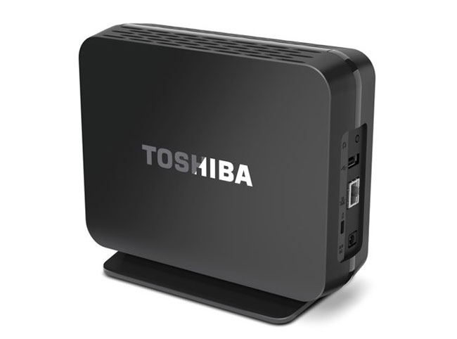 Toshiba Canvio Personal Cloud
