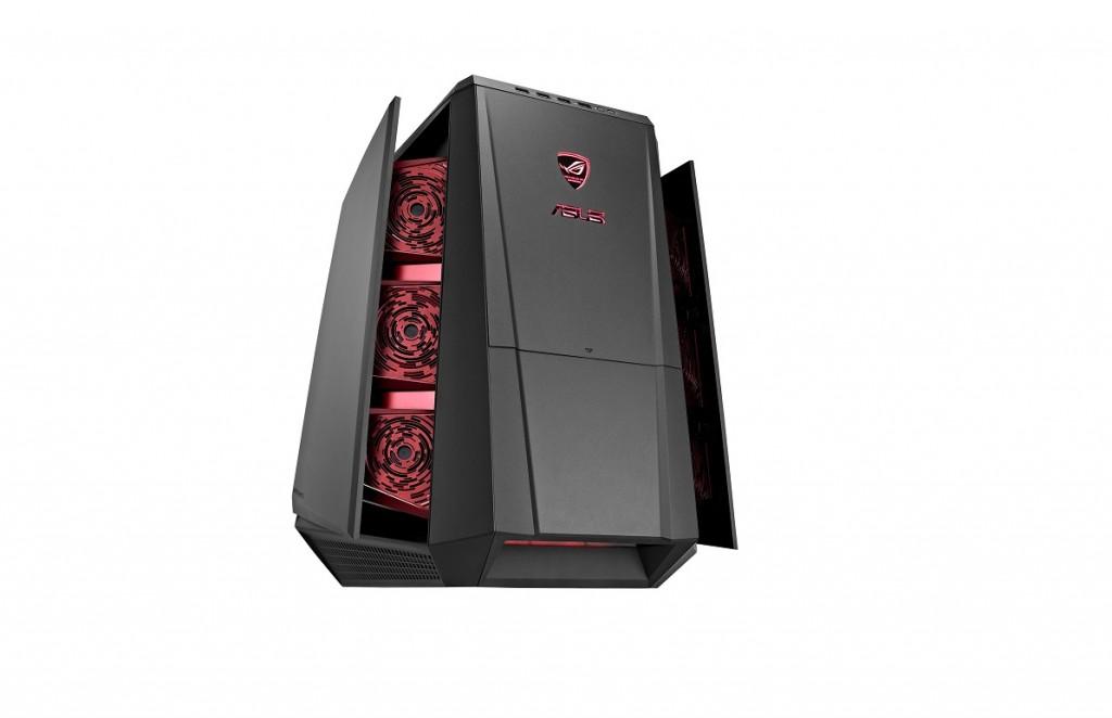 ASUS ROG TYTAN CG8890 gaming PC