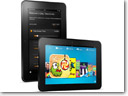 Amazon launches new generation Kindle Fire tablets