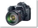 Canon unveils EOS 6D digital camera