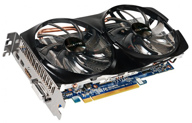 Gigabyte GV-R7850OC-1GD
