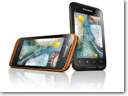 Lenovo announces water-resistant smartphone with dual SIM cards