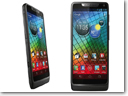 Motorola reveals first company Intel-based smartphone