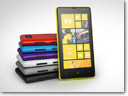 Closer look at the Nokia Lumia 820
