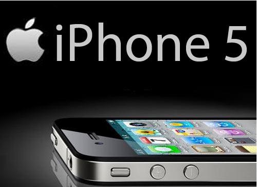 iPhone 5 logo