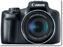 Canon launches PowerShot SX50HS digital camera in North America