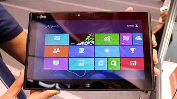 Fujitsu-tablet
