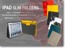 Golla offers iPad folders