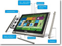 Kupa unveils Windows 8 tablet with modular chassis