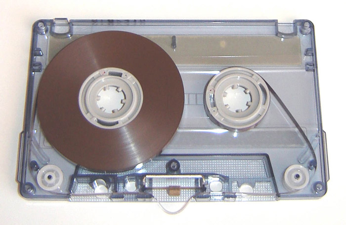 Magnetic-Data-Tape