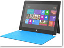 Microsoft Surface RT now available