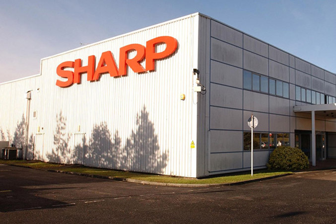 Sharp-Building