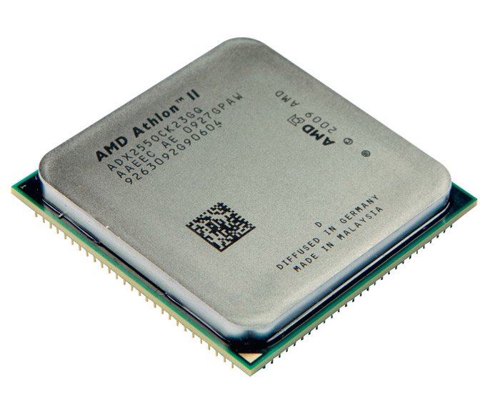 AMD-Athlon-II-X2-chip