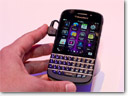 Blackberry unleashes Blackberry Q10 smartphone