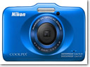 Nikon unveils rugged Coolpix S31 digital camera