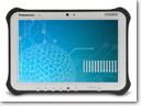 Panasonic unveils tough tablet at CES 2013