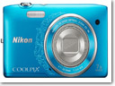Nikon announces 20 MP Coolpix S3500 camera