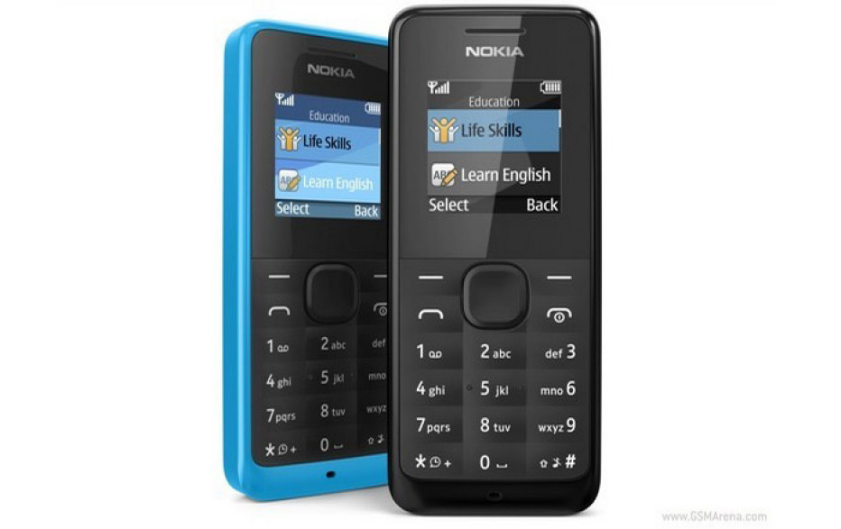 Nokia unveils two budget phones for casual users
