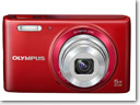 Olympus releases VR-370 and VG-180 cameras to market