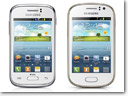 Samsung introduces Galaxy Young, Galaxy Fame smartphones