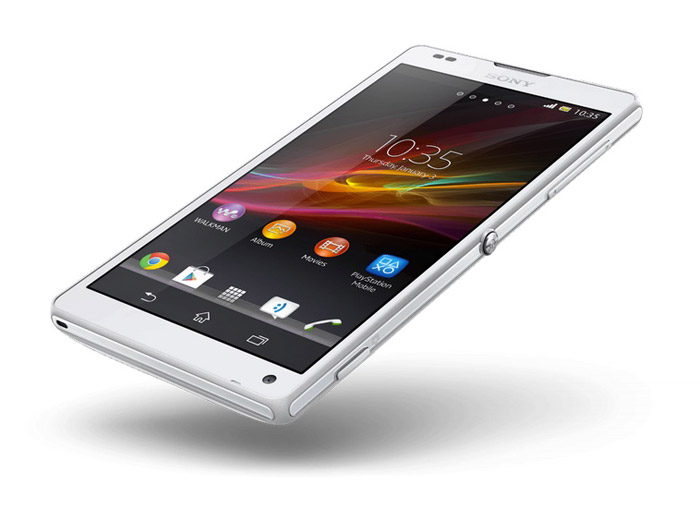 Sony to launch Xperia ZL smartphone on European market