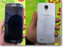 Pics of dual-SIM Galaxy S4 smartphone found on the Net