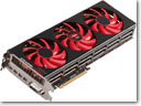 AMD exhibits dual-GPU Radeon HD 7990 video card
