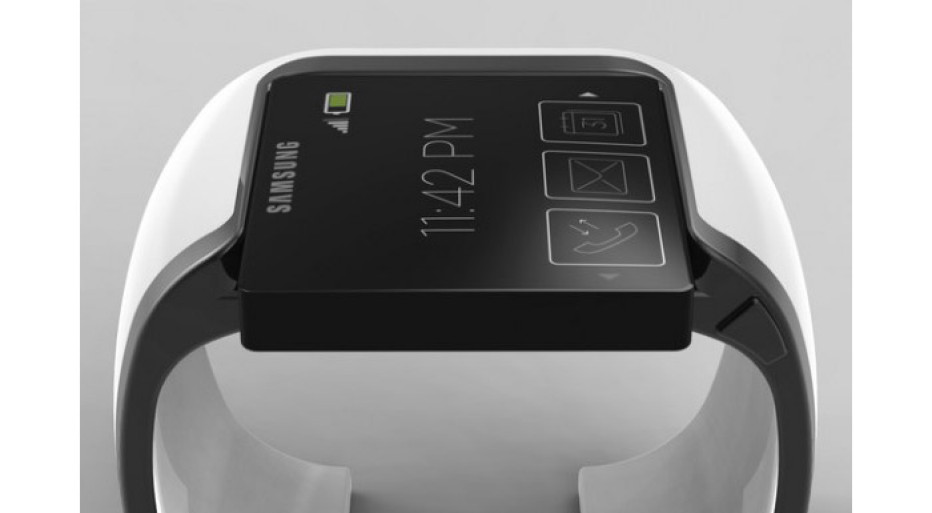 Samsung to release high-end smartwatch in a few weeks