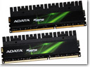 ADATA unleashes 16 GB memory kit for gamers