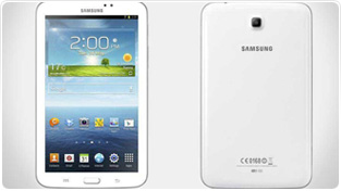 Samsung unleashes 7-inch Galaxy Tab 3