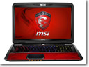 MSI works on Haswell-powered gaming laptop