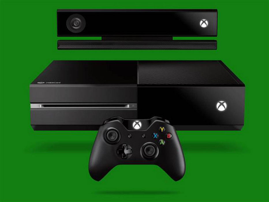 Microsoft officially presents Xbox One gaming console