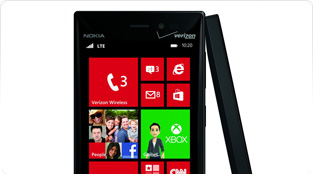 Nokia announces high-end Lumia 928 smartphone