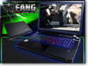 CyberPowerPC launches Fang Taipan M2 gaming notebook