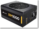 Corsair rolls out RM series of PSUs