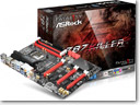 ASRock presents high-end Haswell board