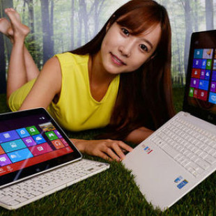 LG debuts two new ultrabooks