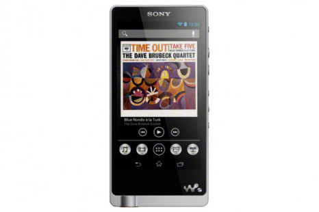 Sony intros Walkman ZX1 and F-series players