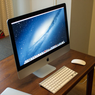 Apple refreshes iMac with Haswell processors
