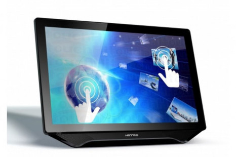 HannsG unveils affordable touch monitor