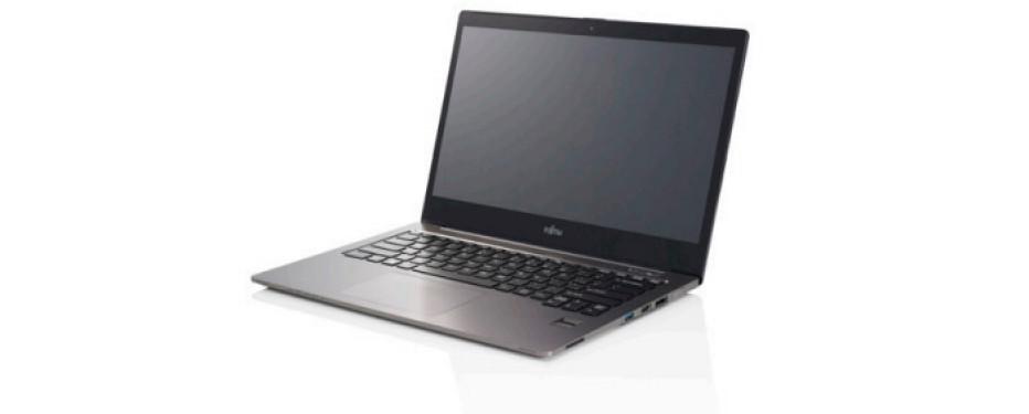 Fujitsu presents LifeBook U904